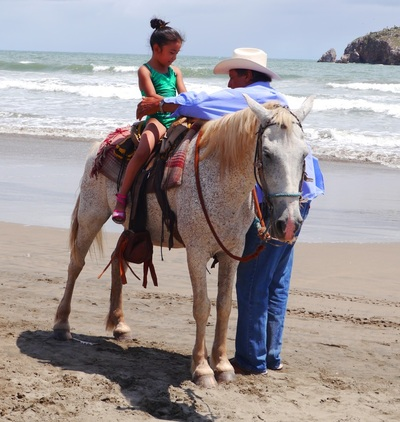 horseback riding for children mazatlan